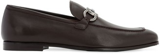 Salvatore Ferragamo Shepard2 Leather Loafers