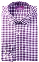 Lorenzo Uomo Oxford Trim Fit Dress Shirt