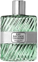 Christian Dior Eau Sauvage Aftershave Lotion 100ml - Pack of 2