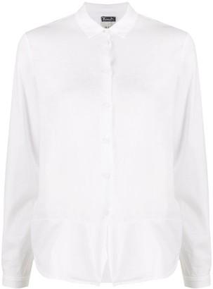 Kristensen Du Nord Spread-Collar Shirt