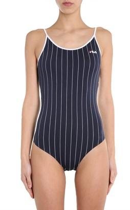 Fila Saga Striped Bodysuit