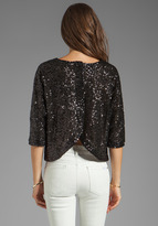 Lovers + Friends Intuition Blouse