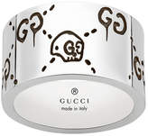 Gucci GucciGhost Wide Ring