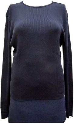 Pringle Navy Silk Knitwear for Women