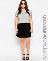 Asos Culotte Shorts in Jersey