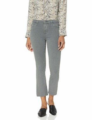 AG Jeans Women's Jodi HIGH-Rise Slim FIT Flare Leg Crop Pant