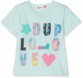 Lego Wear Baby Girls' Duplo Thelma 323-T-shirt T-Shirt