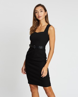 Forcast Macy Belted Dress