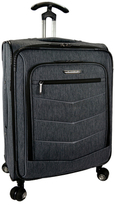 "Traveler's Choice Silverwood 26"" Softside Spinner Luggage"