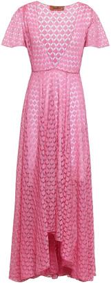 Missoni Crochet-knit Maxi Dress