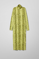 Weekday Maxine Dress - Yellow