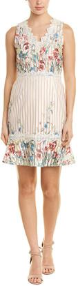 Foxiedox Floral Mini Dress