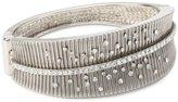 Andrew Hamilton Crawford Silver Show Girl Cuff Bracelet