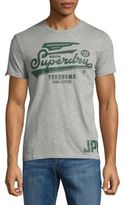 Superdry High Flyers Cotton Tee