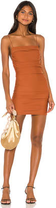 superdown Sonora Cross Back Dress