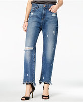 M1858 Frida Classic High-Rise Straight Leg Jeans, a Macy's Exclusive Style