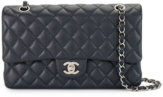 Chanel Pre Owned 2014 CC Double Flap shoulder bag