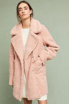 J.o.a. Blushed Sherpa Coat