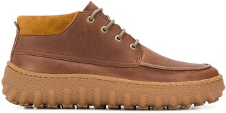 Camper Ground lace-up boots