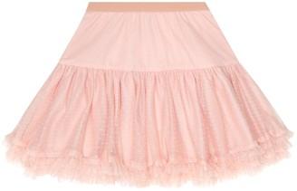 Bonpoint Naia tulle skirt
