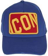 Dsquared Box Icon Baseball Cap Blue