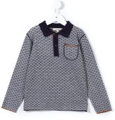 Caramel 'Sphene' polo shirt - kids - Polyamide/Lambs Wool - 4 yrs
