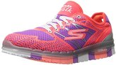 Skechers Performance Women's Go Flex Momentum Lace-Up Walking Shoe