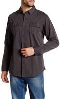 Burnside Top Dog Long Sleeve Regular Fit Shirt