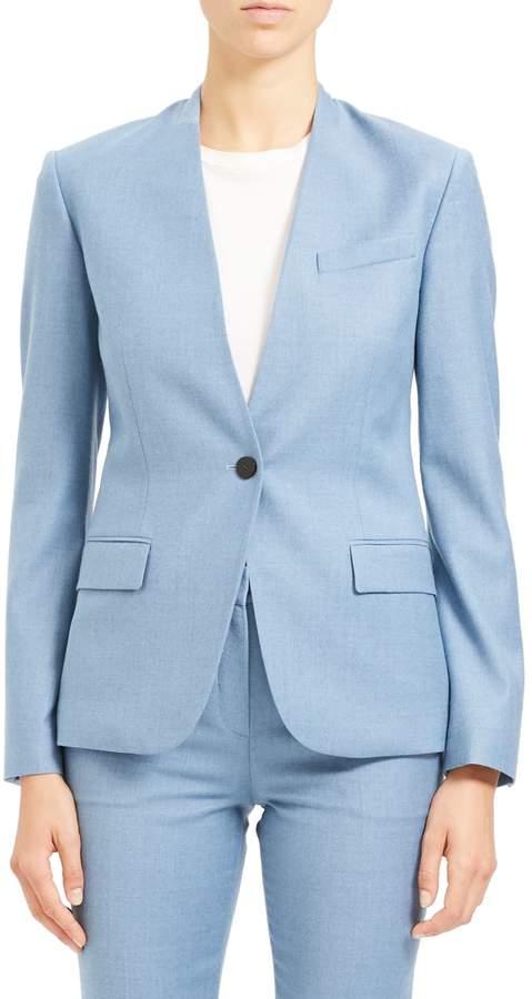 Theory Sleek Staple Jacket