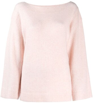 3.1 Phillip Lim Boat Neck Jumper