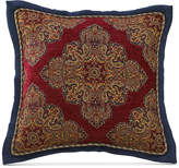 "Croscill Sebastian 18"" Square Decorative Pillow"