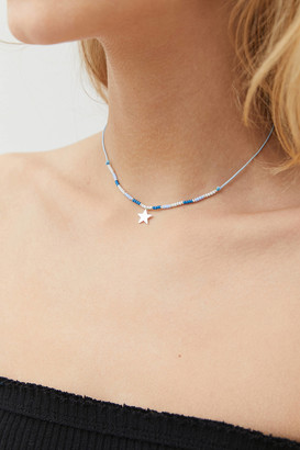 Urban Outfitters Ari Beaded Short Necklace