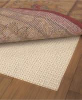 "Oriental Weavers Round Rug Pad, Sure Grip Non Slip 7'6"""