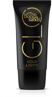 Glo Bondi Sands Gold Lights Highlighting Cream 25ml