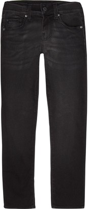 River Island Boys G-Star Raw Black skinny denim jeans
