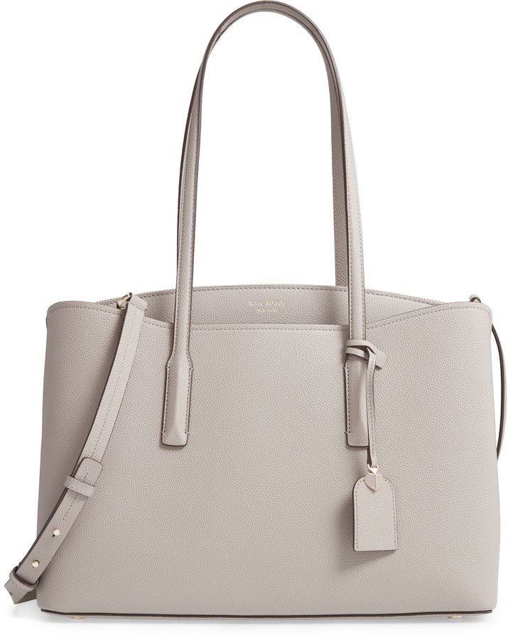 0f76b04f5d5 margaux large leather work tote