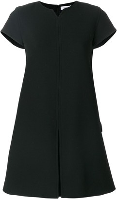Courreges Flared Mini Dress