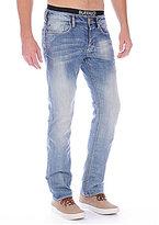 Buffalo David Bitton Six Slim Straight-Leg Jeans