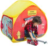 Pop-Up Firestation Tent & Streetmap Playmat