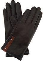 Fownes Brothers Legacy Leather Gloves with Stud Detail