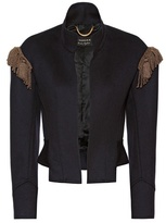 Burberry Embellished military jacket