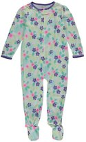 "Carter's Little Girls' Toddler ""Tropical Blossoms"" Footed Pajamas"
