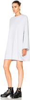 Acne Studios Leyla Fleece Sweater Dress