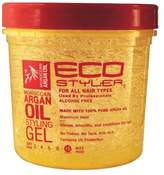 Ecoco Styling Gel With Argan Oil, 32 oz., Pack Of 2