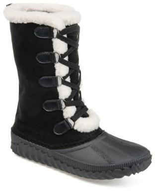 Journee Collection Blizzard Snow Bootie