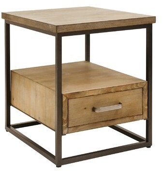 Thumbnail for your product : Union Rustic Ventimiglia End Table