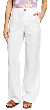 Roxy Oceanside High-Rise Wide-Leg Pants