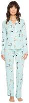 PJ Salvage Feeling Zen Pj Set Women's Pajama Sets