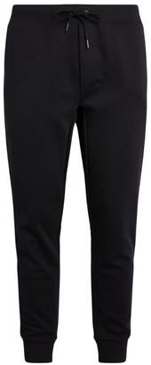 Ralph Lauren Double-Knit Polo Pony Sweatpants