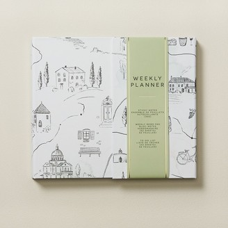 Indigo Paper Lost In Siena Guided Stationery Book